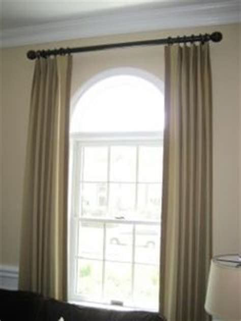 how to make arch window rods ehow curtain rod for arched windows kirsch 174 arch rod jcpenney for the home