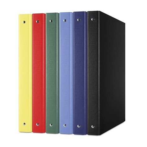 Binder 20ring Ring Binder Donau Pp A4 4r 20mm Assorted Colours Eko