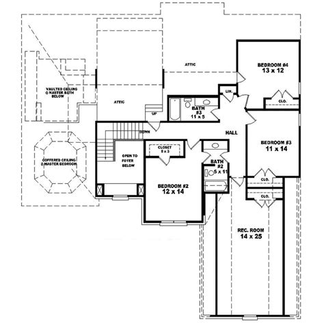 dunwoody southern luxury home plan 087d 1616 house plans