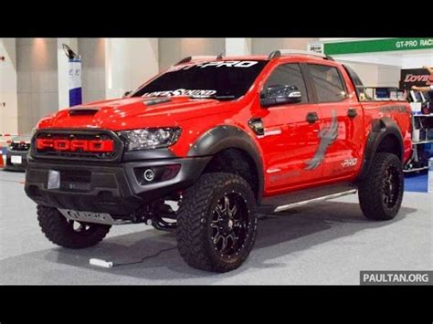 ford ranger raptor 2017 ford ranger raptor youtube