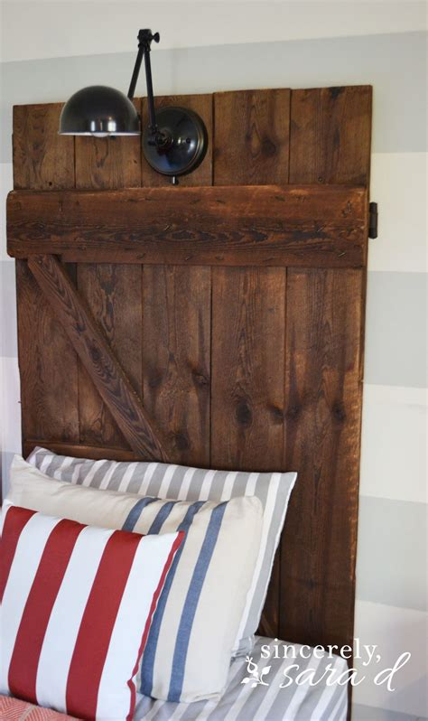 Barn Door Headboard For Sale by Barn Door Headboards Sincerely D