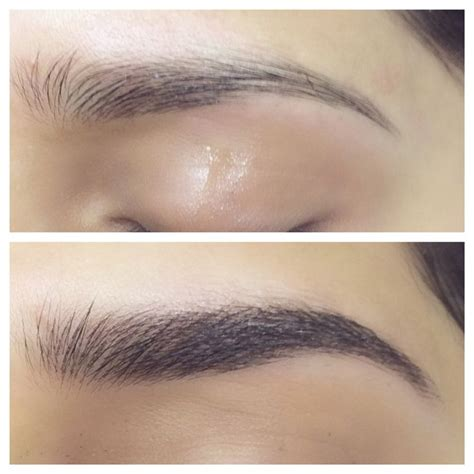 eyebrow tattoo questions 1000 ideas about semi permanent eyebrows on pinterest