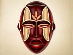 bujune african mask the printable mask shop