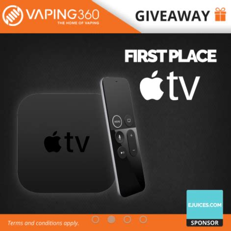 Tv Contests And Giveaways - apple tv giveaway 171 blogging contests and giveaways