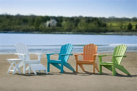 Teal Adirondack Chairs by Coastline Adirondack Composite Chairs By Seaside Casual
