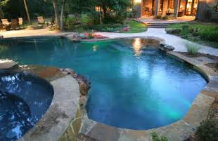Backyard Pools Houston Pools Tropical Pool Houston By Preferred Pools Inc