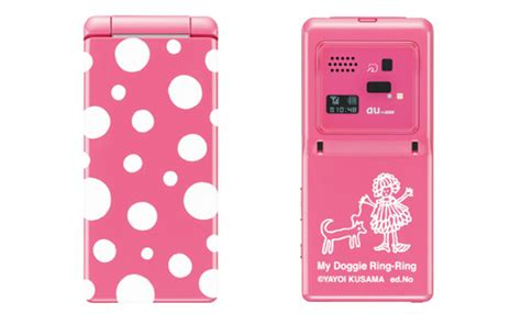 mobile phones limited yayoi kusama limited edition mobile phones