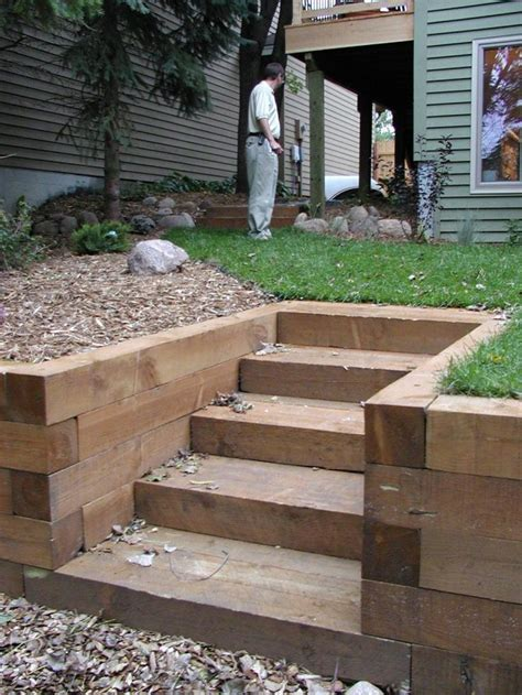 landscaping stairs best 25 garden stairs ideas on pinterest outdoor stairs