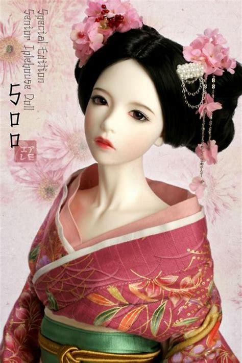 jointed doll japan 93 best geisha images on geishas geisha and