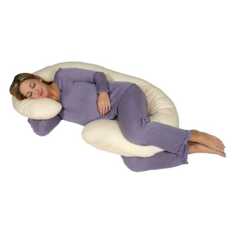 When Do You Need A Pregnancy Pillow by Snoogle Chic Jersey Snoogle Total Pregnancy Pillow