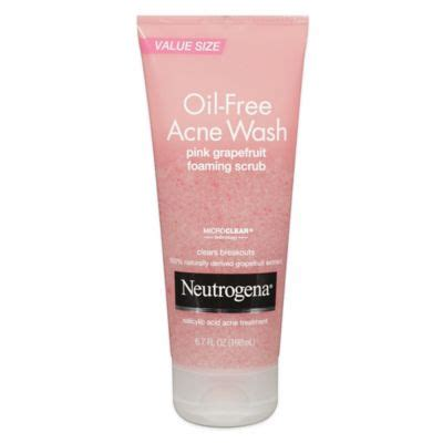 Wash Refreshing Blue For Acne Skin buy acne care from bed bath beyond