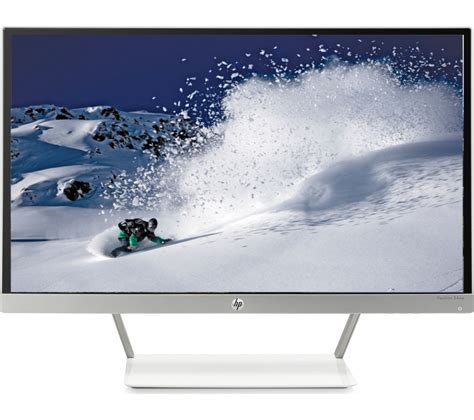 Monitor Led Ips Hp N246v 23 8 1920 X 1080 Vga Dvi Hdmi buy hp pavilion 24xw hd 23 8 quot ips led monitor free delivery currys