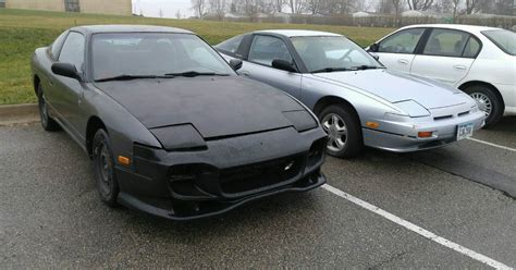 1989 nissan 240sx s13 1990 and 1989 nissan 240sx s13