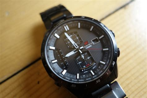Casio Edifice A 1110 erledigt casio edifice eqw a1110db 1aer uhrforum