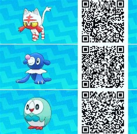 qr code litten pokemon qr code tumblr