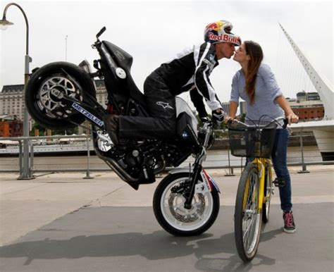 Motorrad Kuss by Motorcycle Motorcycles And
