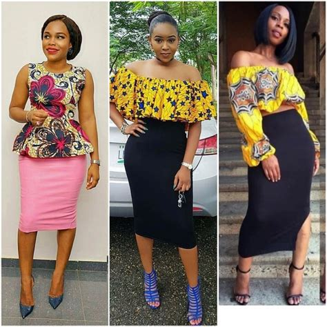 big gals rock ankara buba pix latest ankara blouses styles for every woman fabwoman