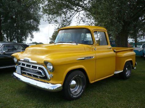 1957 chevy stepside pick up chevrolet 3100 stepside pick up 1957 madine 1