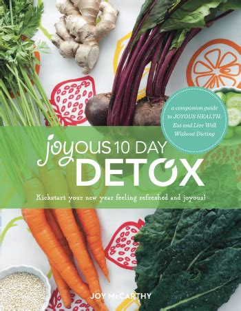 Joyous Health Detox by Elodie