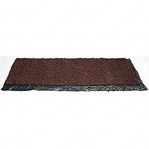 Rubber Mulch Roll Home Depot by Grainger Approved Rubber Mulch Roll Brown 72 X 24 In