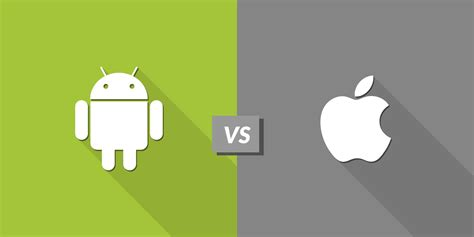 android vs ios android vs ios app development