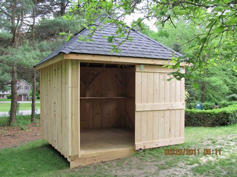 Custom Sheds Massachusetts by Douglas Ma Custom Wood Sheds Backyard Sheds Garden Sheds