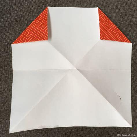 Ang Pow Paper Folding - ang pow paper folding new year 2018 craft ang pow for