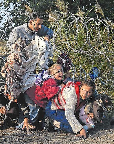 imagenes impactantes refugiados siria msnoferini
