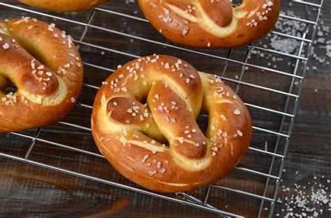 german soft pretzel laugenbrezeln recipe