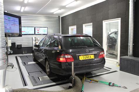 S Heerenberg Auto Tuning by Chiptuning Mercedes W211 E420 Cdi 314pk Tunex