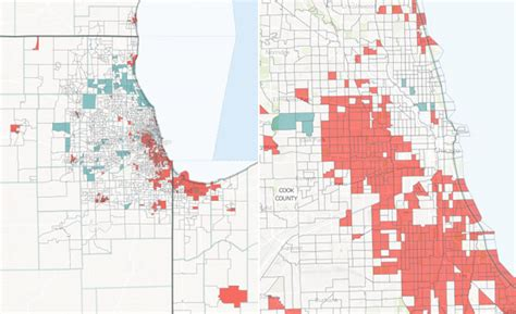 chicago segregation map income segregation in chicago and the gentrification of