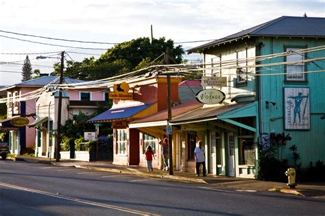 best towns in top 5 favorite hawaii small towns hawaii magazine