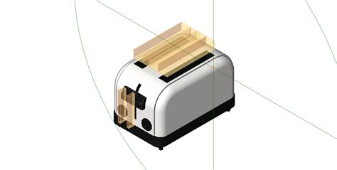 Glass Toaster Generic Foodservice Equipment Bim Objects Families