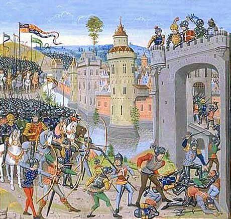 siege of harfleur battle of agincourt