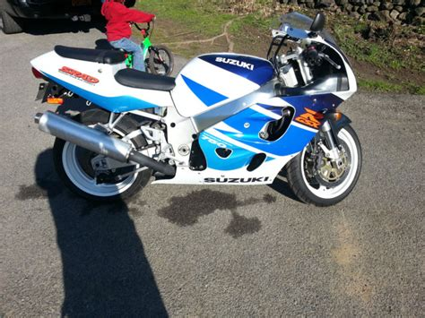 97 Suzuki Gsxr 750 97gsxr750 3 Sportbikes For Sale