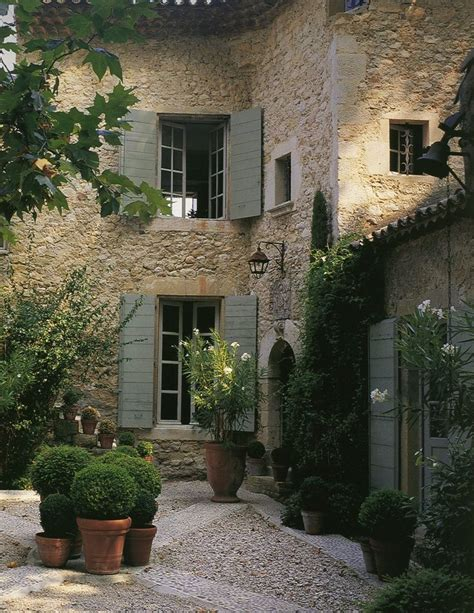 Just Two Fabulous Courtyards by Courtyard Enchanting Gardens Style