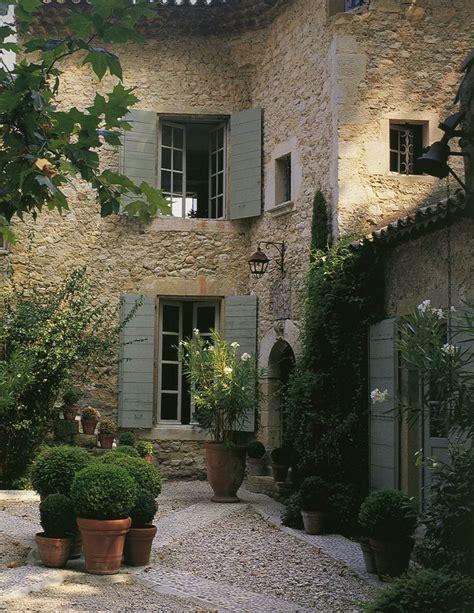 european style house french courtyard enchanting pinterest gardens style