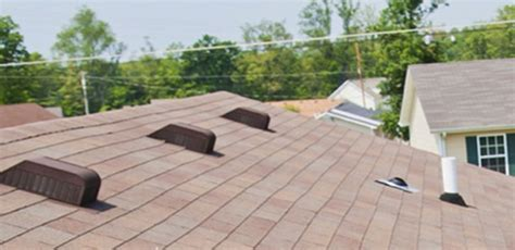 Attic Roof Vents - roof vents 101 install roof vents for proper attic