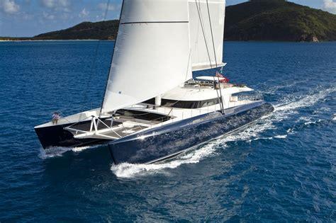 catamaran shipyard award winning catamaran hemisphere by pendennis yachts