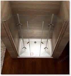 faltwand dusche duschabtrennung spritzschutz f 252 r dusche und badewanne