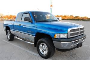 my favorite vehicles 1994 2001 dodge ram 1500 truck