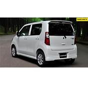 Auto Report 2013  The New Revealed Suzuki Wagon R YouTube