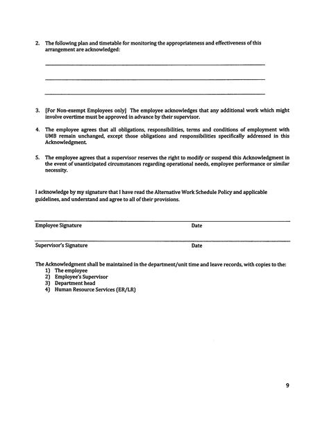 compressed work week template beautiful overtime policy template photos exle resume