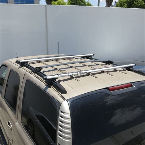 Aluminum Roof Rack by Universal Aluminum Roof Rack Bars 53 Inch