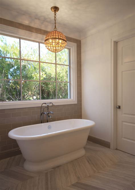 chevron bathroom ideas gray chevron floor tiles transitional bathroom