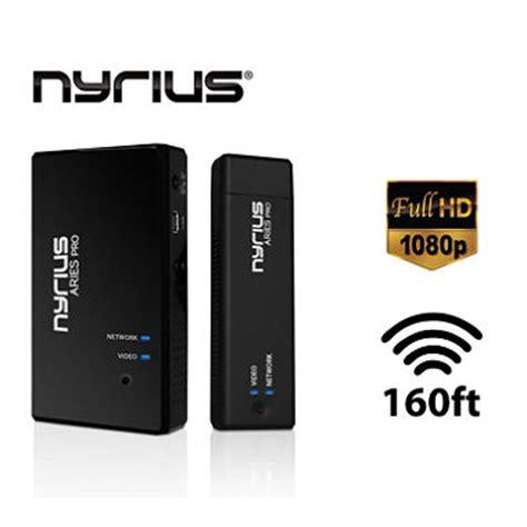 best wireless transmitter nyrius aries the best wireless hdmi transmitter and