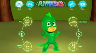 pj masks character vehicle game craft website tour family gamer tv