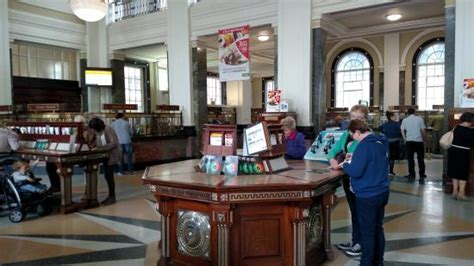 Dublin Ohio Post Office by Inside Bild Gpo Gpo Witness History Visitor Centre