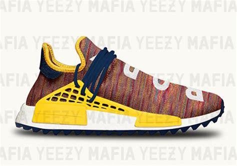 pharrell adidas nmd human race november 2017 sneakernews