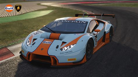 gulf racing wallpaper huracan gt3 quot gulf racing quot racedepartment